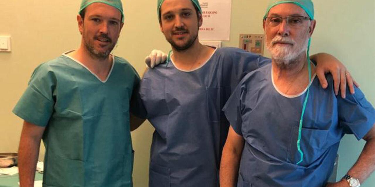 Médicos de CLÍNICA CREYSADE idean un novedoso dispositivo para suturar órganos por endoscopia